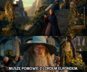 Gdzie jest Elrond?