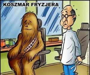 Koszmar fryzjera