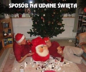 Sposób na udane Święta