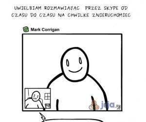 Trollowanie przez Skype'a