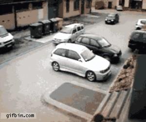 Piękne parkowanie!