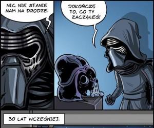 Kylo Ren dokończył dzieło Lorda Vadera