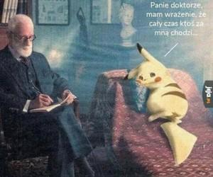 Pikachu u psychologa