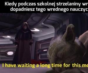 Nadszedł czas zemsty