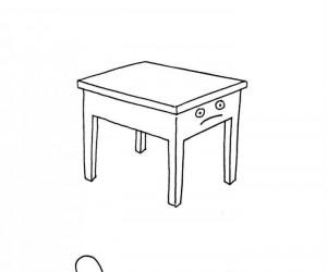 Biedny stolik
