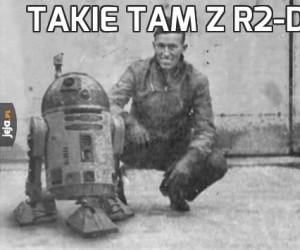 Takie tam z R2-D2