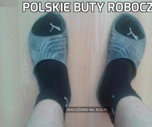 Polskie buty robocze