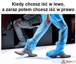 Buty dla niezdecydowanych