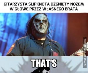 Metal tak bardzo...