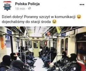 Policja śmieszki