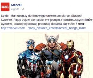 Spider-Man razem z Avengers