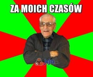 Najlepsze memy z dziadkiem