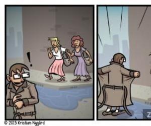 I jak tu być dżentelmenem w dzisiejszych czasach?