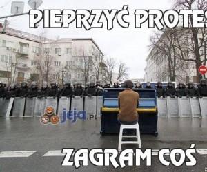 Pieprzyć protest