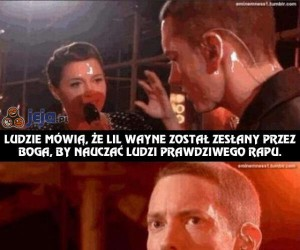 Cięta riposta Eminema