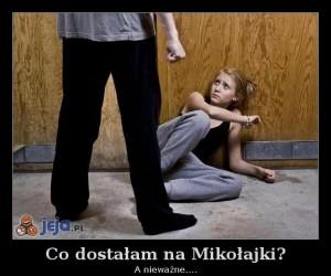 Co dostałam na Mikołajki?