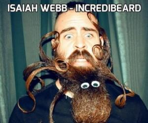 Isaiah Webb - Incredibeard