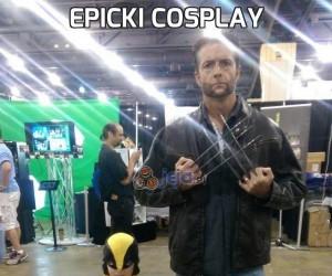 Epicki cosplay