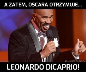 Największy koszmar Leonardo...