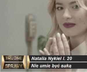 Problemy Natalii...