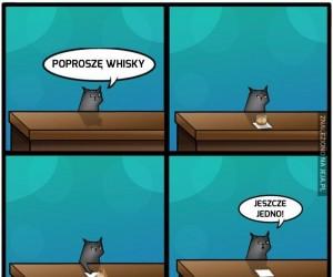 Whisky proszę!