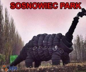 Sosnowiec Park