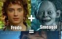 Nieślubne dziecko Frodo i Smeagola
