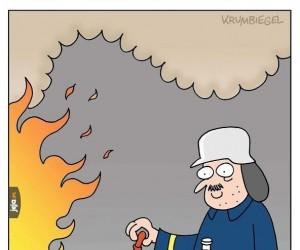 Metoda równie dobra jak tradycyjne gaszenie pożarów