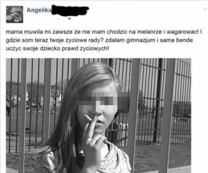 Życiowe prawdy Angeliki