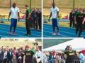 Książę Harry trolluje Usaina Bolta