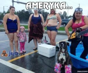Ameryka...