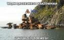 Wrak radzieckiego krążownika
