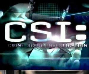 Takie rzeczy tylko w CSI