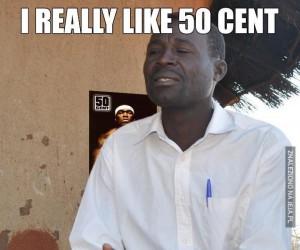 Lubię 50 Centa