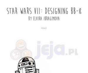 Jak powstał BB-8