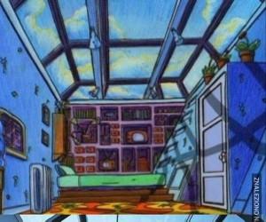 Mój wymarzony pokój w dzieciństwie