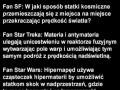 Jak wytłumaczyć hipernapęd w różnych uniwersach SF