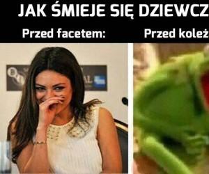 Prawdziwa twarz kobiety