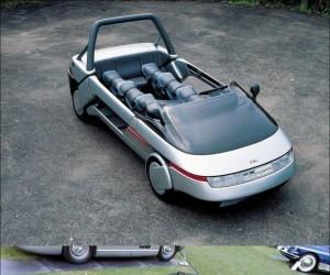 Samochód w wersji dla motocyklistów