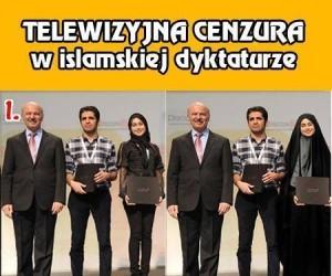 Telewizyjna cenzura by Islam