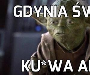 Yoda przemówił