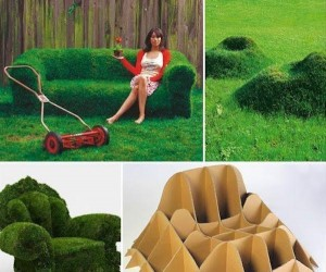 Pomysł na naturalne meble