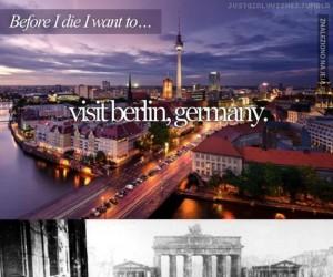 Odwiedzić Berlin
