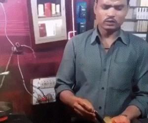 Ostre jedzenie - lvl: Indie