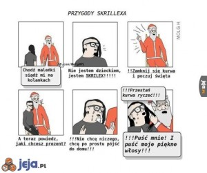 Przygody Skrillexa