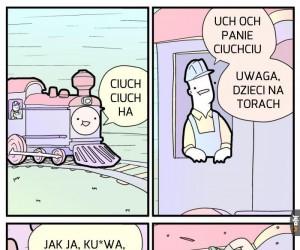 Panie Ciuchciu...