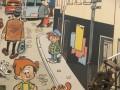 Sztuka uliczna w Belgii