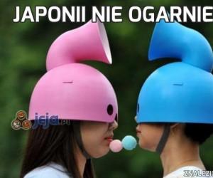 Japonii nie ogarniesz...