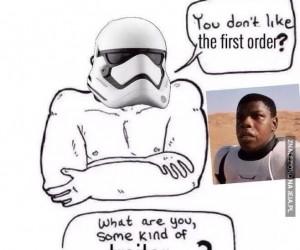 Nie lubisz pierwszego porządku?