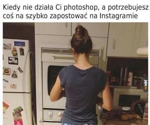 Zepsuty Photoshop